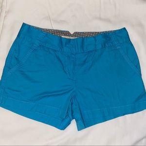 J.Crew Weathered Broken-In Chino Shorts